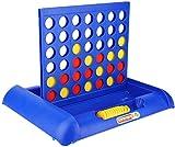 yvyuan ABS 4 en una Fila de línea Juego de Mesa Vertical Juego de la Junta Educativa para Kids Line Up Vertical Chess Playset Pulschild Interactive Toy