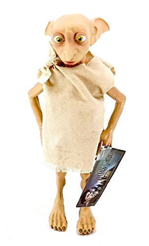 Wizarding World of Harry Potter 12 Dobby House Elf Poseable Doll Action Figure