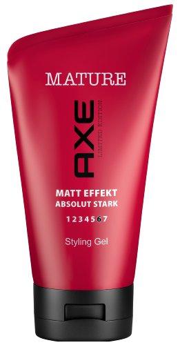 AXE Hair Cream-Gel Mature 125ml