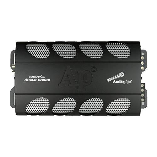 Audiopipe Class D Power Amplifier 1000W, BLK