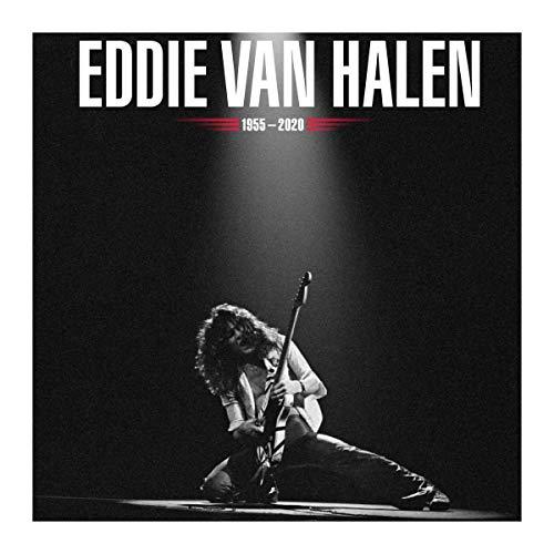 Eddie Van Halen: 1955-2020 Audiobook By Joe Charupakorn cover art