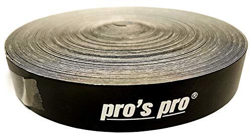 Kopfschutzband 2,5 cm 25 m Protection Tape schwarz/Black