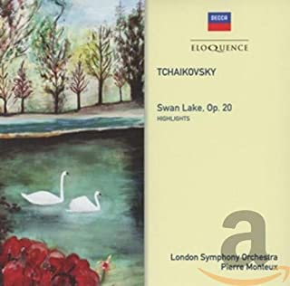 Tchaikovsky: Swan Lake, Op. 20 Highlights (B01B4GBVIS) | Amazon price tracker / tracking, Amazon price history charts, Amazon price watches, Amazon price drop alerts