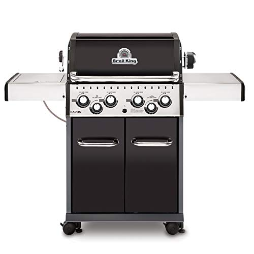 Broil King Grill Baron 490New 2017