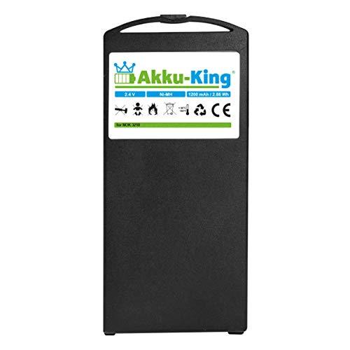 Akku-King Akku kompatibel mit Nokia BML-3 - NI-MH 1200mAh - für 3210, 3210e, 3320