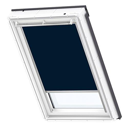 Velux, Original Verdunklungsvorhang für Dachfenster 204 blau