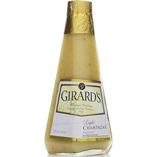 Girard's Light Dressing Champagne (Pack of 2)