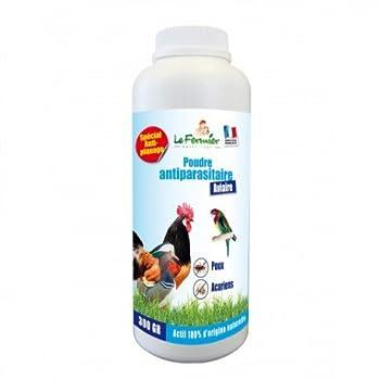 Le Fermier - Poudre antiparasitaire aviaire - 300 g
