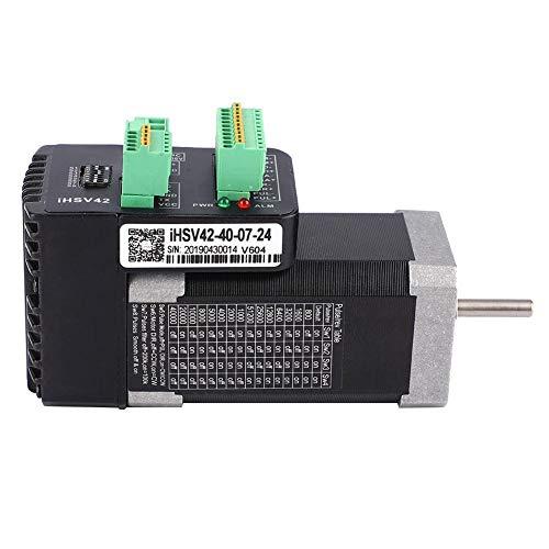 NEMA17 CNC FULL Servomotor integrado de circuito cerrado Servo motor integrado para impresora Lazer 3D Máquina textil Control CNC