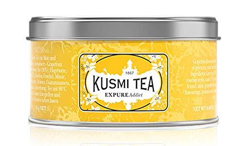 (KUSMI TEA) クスミティー エクスピュア アディクト 25g缶 [正規輸入品]