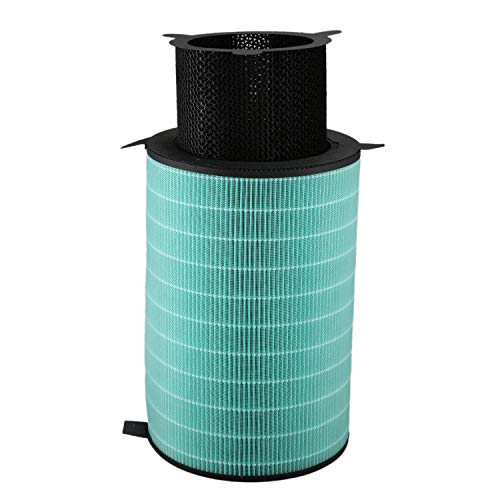 Timagebreze for Balmuda EJTS210, EJT1100SD, EJT1180, 1380, 1390 Series Air Purifier Cylindrical HEPA Filter