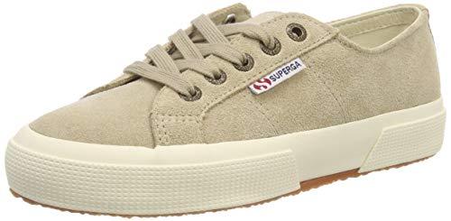 Superga S003SR0 2750-SUEU, Unisex - Erwachsene Sneaker, Beige (Beige 238), EU 42