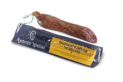 Salchichón Ibérico de Bellota / Peso aprox. 1kg / Elaborado en Salamanca