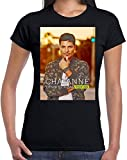 Handuk Chayanne Desde El Alma Tour 2019 20 Women tee Shirt,Black,XX-Large