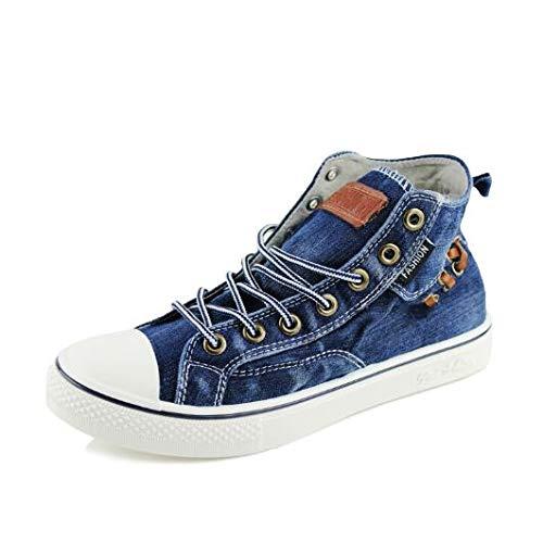 RONGXIE nieuwe populaire kunst en wijslucht top casual denim turnschoenen koorden Wees boven lage dames vulkaniseren de platform schoenen, de plus paar zeildoeken schoenen de maten 44 naaien