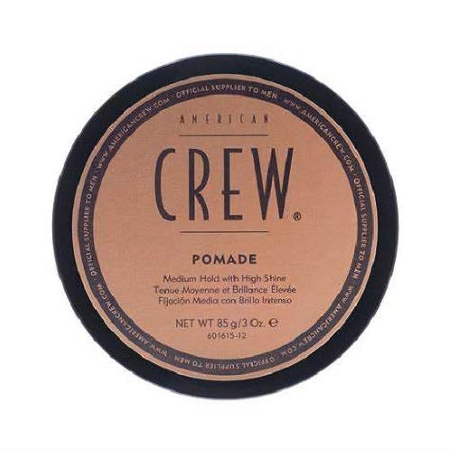 絞る無声で支配的Crew Styling by American Crew Pomade m 85g (並行輸入品)