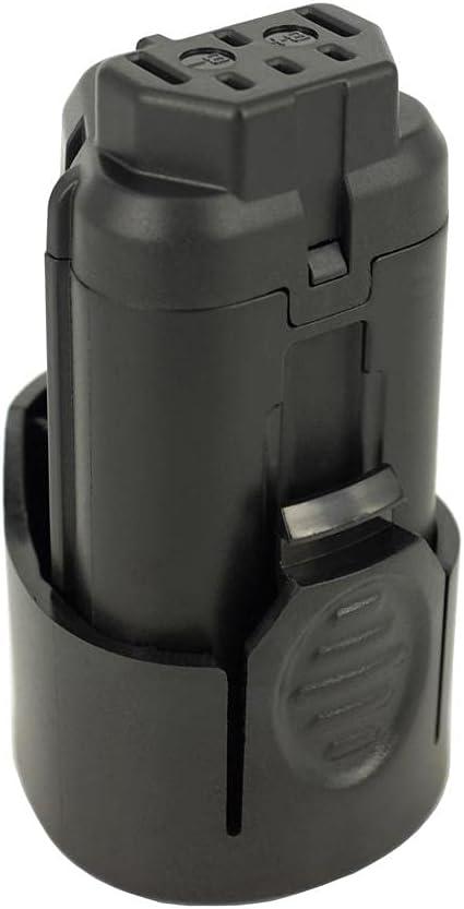 PowerSmart® AEG - Batería de 12 V equivalente a L1215, L1215P, L1215R, 3520, 3526, 4932, 584932, 954932 para BS12C, BLL12C, BS12C2, BSS12C, BWS12, BWS12CBWS (20000 mAh)