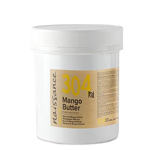Naissance Beurre de Mangue Raffiné (n° 304) - 100g - vegan et sans OGM