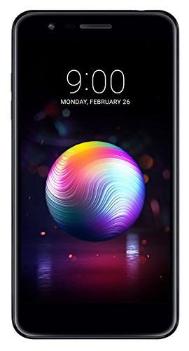 LG Electronics LG K11 Smartphone (2GB RAM, 16GB) Aurora Black