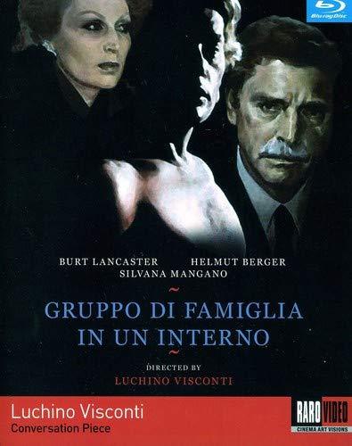 Conversation Piece / Gruppo Di Famiglia In Un Interno [Blu-ray]
