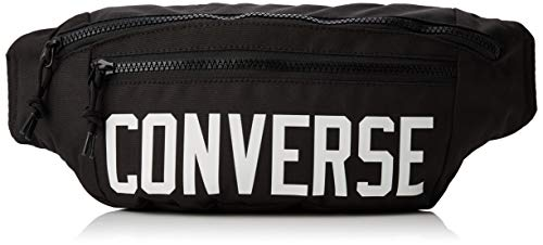 Converse Fast Pack Small 10005991-A01 sporttas, 25 cm, 2 L, zwart