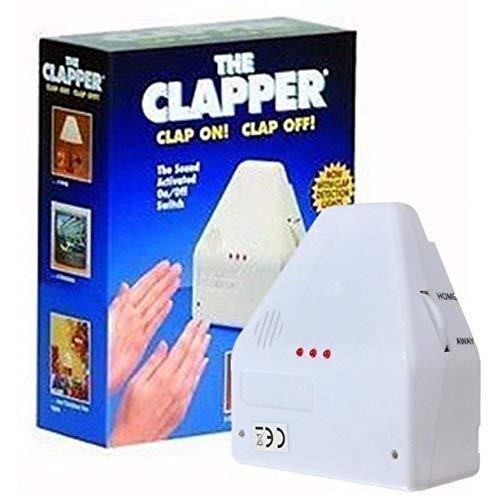 camellia® Universal-Clapper-Ton aktivierte Switch On/Off Clap elektronische Gadget Lichtschalter 110V Sound Control-Schalter