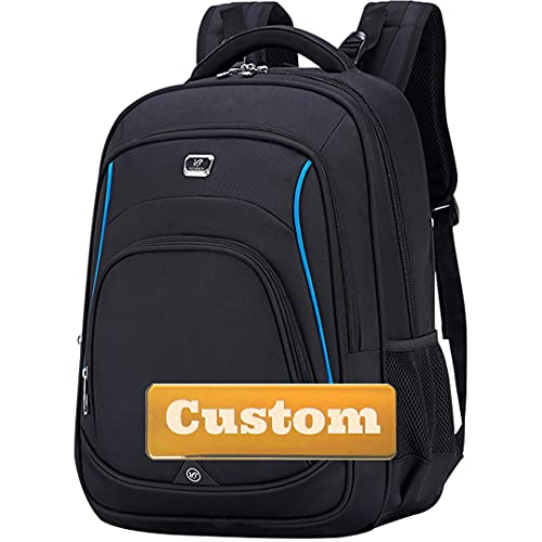FireH Business personalizzato Business Business Business Backpack PROFESSIONAL GAMING BAG GAMING BAG 15.6 Zaino per laptop (Color : Black, Size : One size)