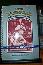 The 1992 Baseball Card Engagement Book