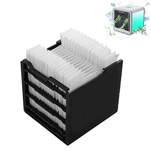 Jiusion Filtro di Ricambio per Arctic Air Personal Space Cooler, Ricambio Speciale per Arctic USB Air Cooler...