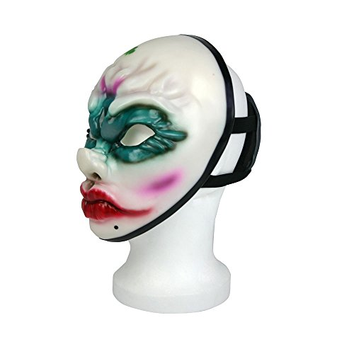 Gaya Entertainment GE3266 Payday 2 Face Mask