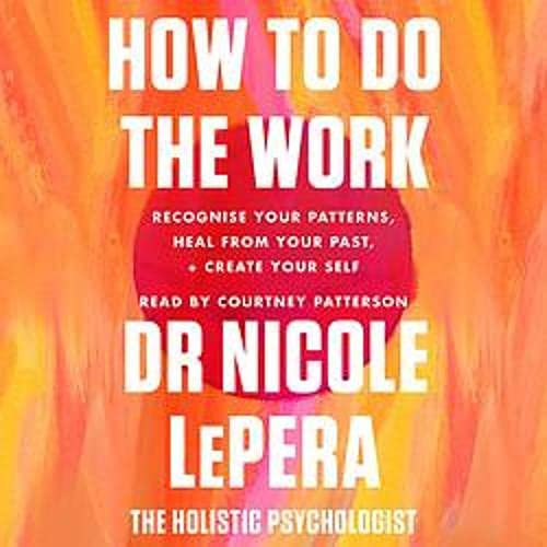 Couverture de How to Do the Work