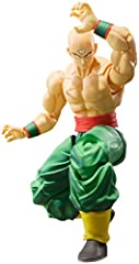 Tien shinhan S.H. Figuarts comes with a fixed pose Chaotzu! This figure is a tamashii web shop exclusive item, release will be limited Product bears official Bluefin Distribution logo The affixed label with the Bluefin Distribution logo also entitles...