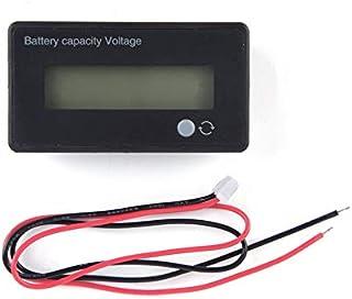 Tool Parts LCD Display Indicator Battery Capacity Voltage Monitor Tester Monitor 12V Tool Parts