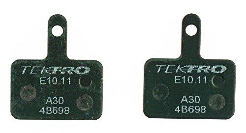 Tektro Unisex– Erwachsene Bremsbelag-2033160000 Bremsbelag, schwarz, One Size