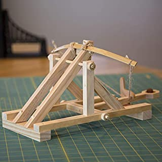 Fat Brain Toys Make A Catapult Kit - DIY Real Working Catapult
