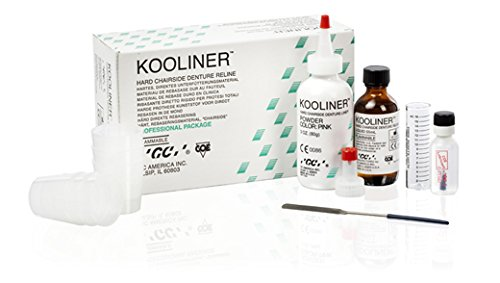 GC America Omaha Mall GC-345001 Kooliner Ranking TOP20 Material Professional Pack Reline