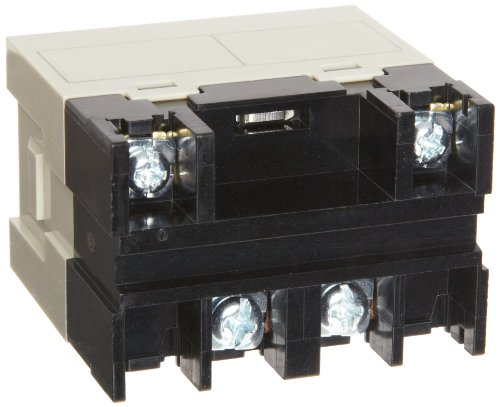 Omron G7L-2A-BJ-CB AC100/120 General Purpose Relay With Test Button, Class B Insulation, Screw Terminal, E Bracket Mounting, Double Pole Single Throw Normally Open Contacts, 17 to 20.4 mA Rated Load Current, 100 to 120 VAC Rated Load Voltage