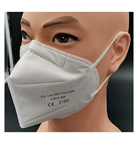 10x Premium FFP2 Maske 5-lagig (10 Masken) Trading Bros schneller Versand aus Deutschland…