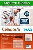 Paquete Ahorro TEST PAPEL Celador/a Conselleria de Sanitat Generalitat Valenciana. Ahorra 60 € (incluye Temario común; Temarios específicos 1 y 2; ... examen; y acceso Curso Oro con test online)