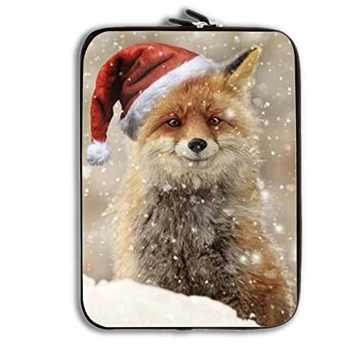 Desconocido Compatible para Table Bag For 10Inch. con Snow Fox para Chicas TPU Suave Gracioso