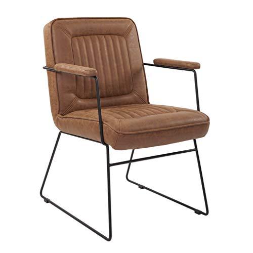 OSP Home Furnishings GT Chair, Sand