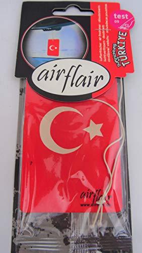 Airflair Türkiye Turkse vlag geurboom