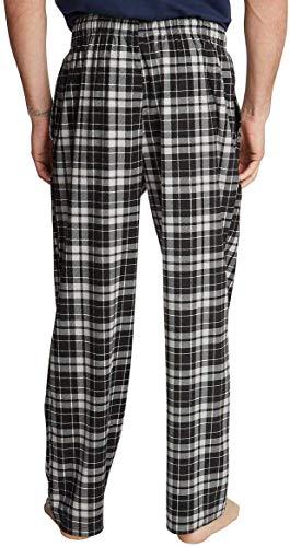 Nautica Soft Fleece Pajama Pants Set for Men – 2 Pack