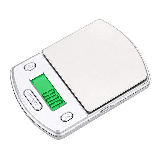 Keuken Thuis Multifunctionele Digitale Zakweegschaal 200G 0.01G Precisie G/DWT/Ct/Gn Mini Digitale Zakweegschaal Gewichtsmeting Draagbaar voor Keuken Sieraden Apotheek