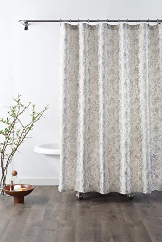 Croscill Mila Shower Curtain, Linen