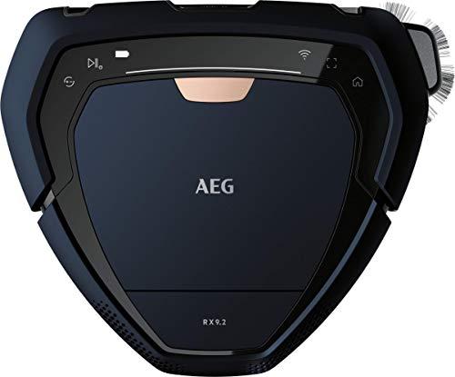 AEG RX9-2-4STN Robot Aspiradora Visión 3D, Batería hasta 6