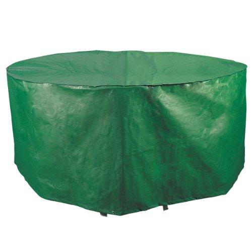 Bosmere B315 4 Assise pour Cercle de mobilier de Jardin 4 Places Green