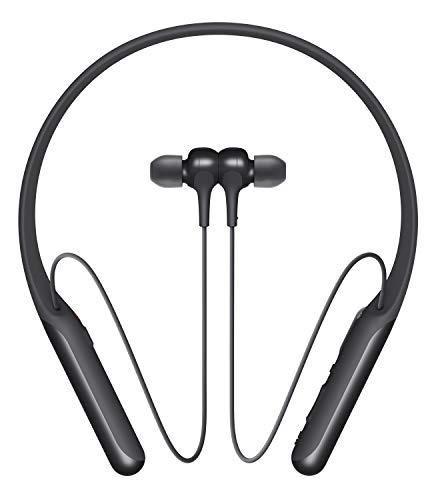 Sony WI-C600N Wireless Noise Canceling in-Ear Headphones, Black (WIC600N/B) (WI-C600N/B)