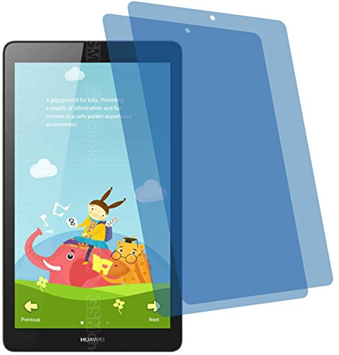 4ProTec I 2X ANTIREFLEX matt Schutzfolie für Huawei MediaPad T3 7.0 Premium Bildschirmschutzfolie Displayschutzfolie Schutzhülle Bildschirmschutz Bildschirmfolie Folie