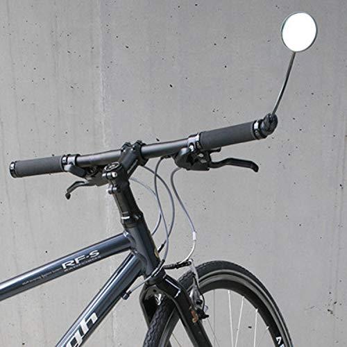 Busch & Müller Seitenspiegel Spiegel Cyclestar B+M Passend für Links Und Rechts schwarz 15 x 6 x 6 cm - 3